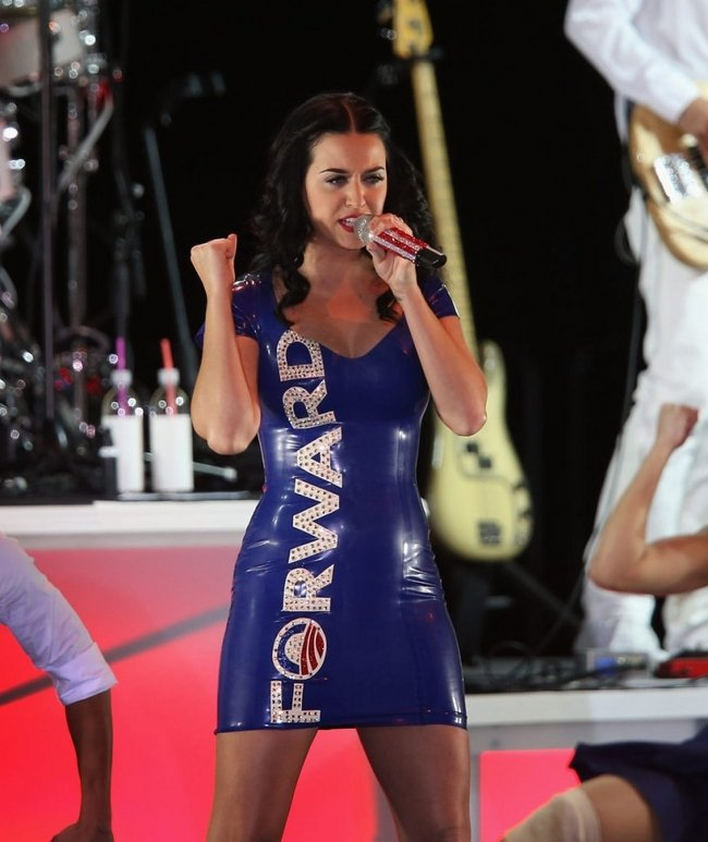 Katy Perry: Tranny In Trouble » Sandra Gibbons Talks About What's