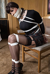 Vivian chen taped gagged 9
